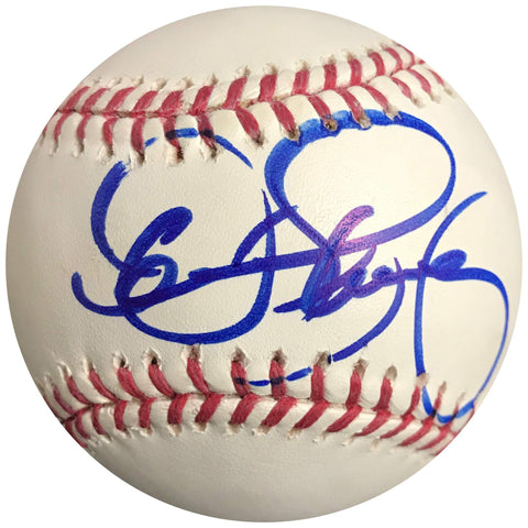 Dennis Eckersley signed baseball PSA/DNA Oakland Athletics autographed