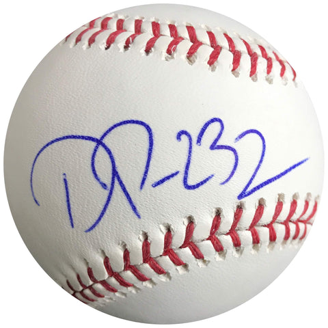 Delvin Perez signed baseball BAS Beckett St Louis Cardinals autographed