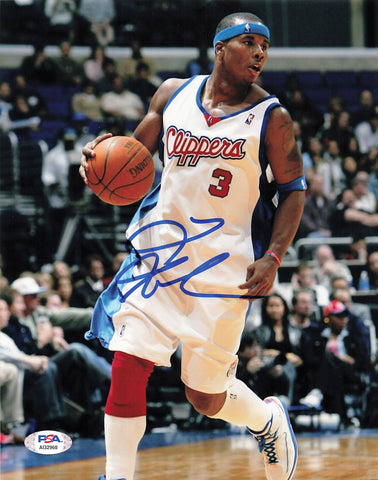 Quentin Richardson signed 8x10 photo PSA/DNA Los Angeles Clippers Autographed