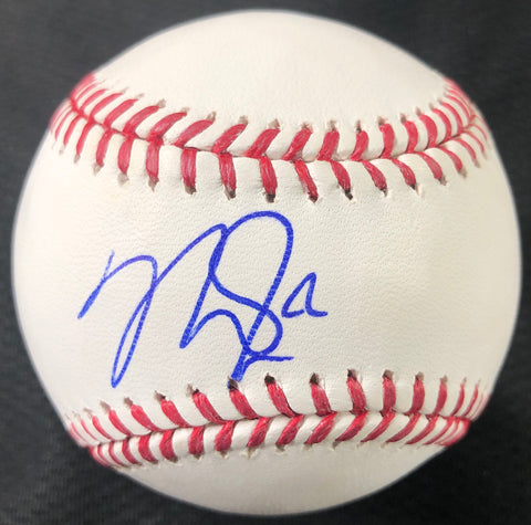 Mike Trout signed baseball PSA/DNA Auto Grade 9 Angels autographed LOA