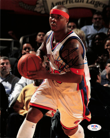 Quentin Richardson Signed 8x10 photo PSA/DNA New York Knicks Autographed