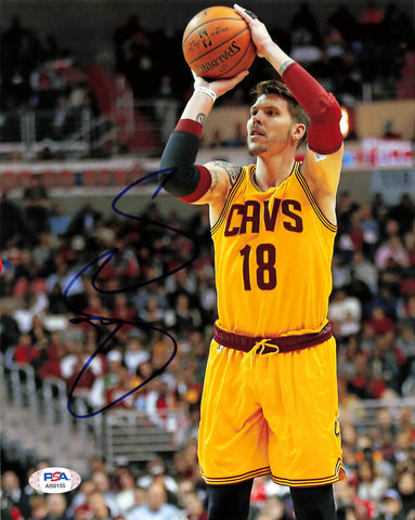Mike Miller signed 8x10 photo PSA/DNA Cleveland Cavaliers Autographed