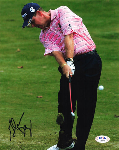 Glen Day Signed 8x10 photo PSA/DNA Autographed Golf PGA
