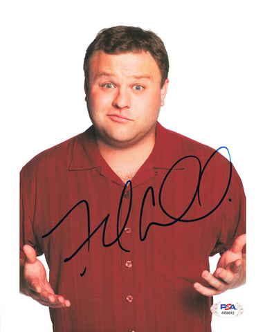 Frank Caliendo signed 8x10 photo PSA/DNA Autographed