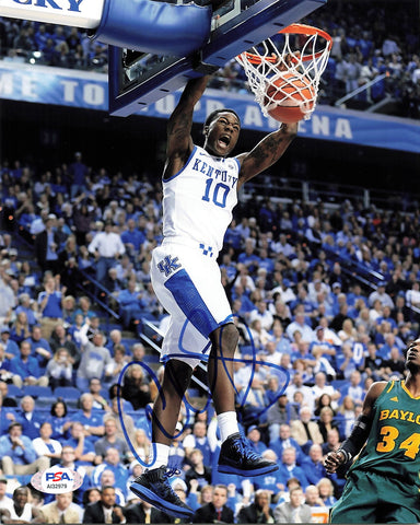 Archie Goodwin signed 8x10 photo PSA/DNA Kentucky Wildcats Autographed