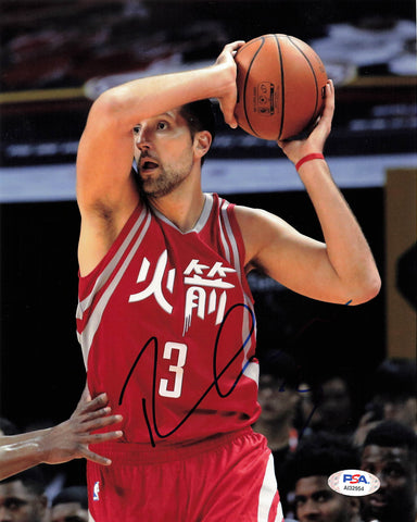 Ryan Anderson signed 8x10 Photo PSA/DNA Houston Rockets Autographed