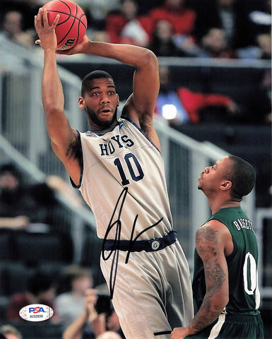 Greg Monroe signed 8x10 photo PSA/DNA Georgetown Hoyas Autographed