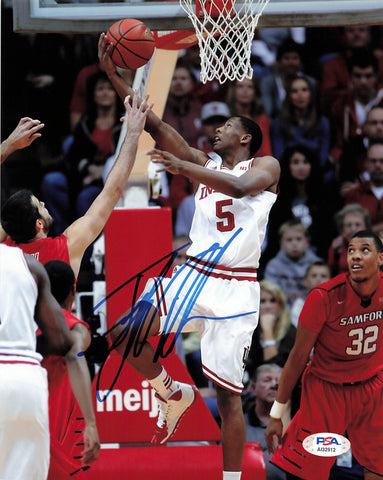 Troy Williams signed 8x10 Photo PSA/DNA Memphis Grizzles Autographed