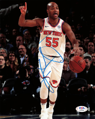 Jarrett Jack signed 8x10 photo PSA/DNA New York Knicks Autographed