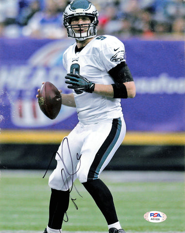 Nick Foles signed 8x10 photo PSA/DNA Beckett Philadelphia Eagles Autographed