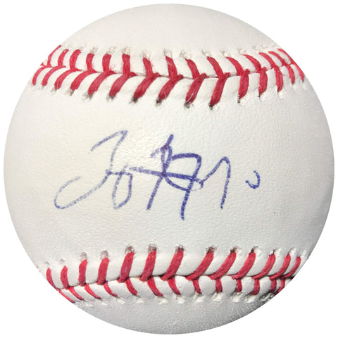 Joey Gallo signed baseball PSA/DNA Texas Rangers autographed