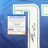Luka Doncic signed jersey PSA/DNA Dallas Mavericks Autographed