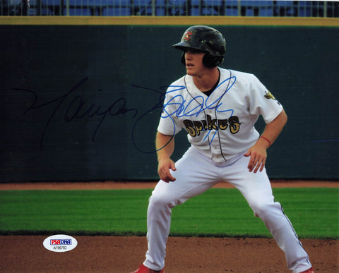 Harrison Bader signed 8x10 photo PSA/DNA St. Louis Cardinals Autographed