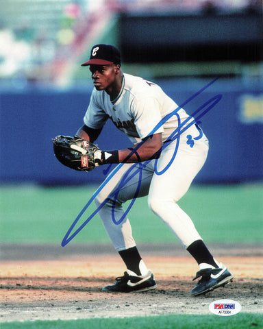 Frank Thomas signed 8x10 photo Chicago White Sox PSA/DNA Autographed