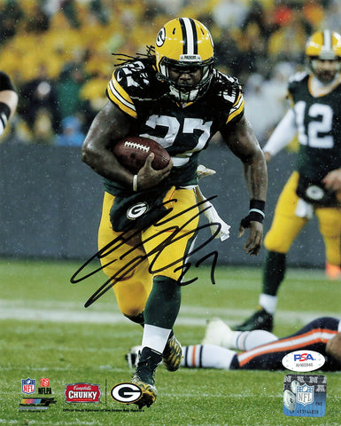 Eddie Lacy signed 8x10 photo PSA/DNA Green Bay Packers Autographed