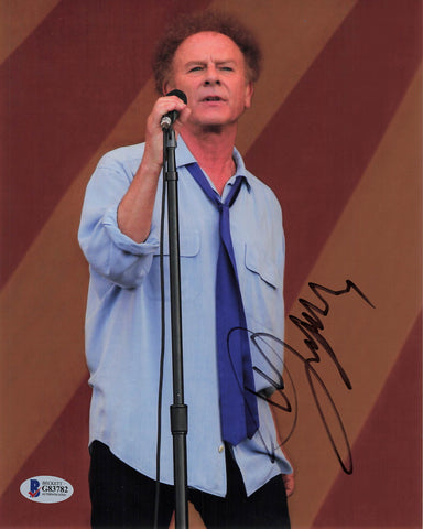 Art Garfunkel signed 8x10 photo BAS Beckett Autographed