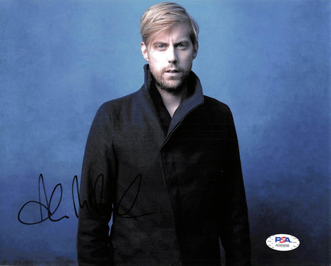 Andrew McMahon signed 8x10 photo PSA/DNA Autographed