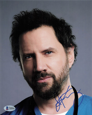 Jamie Kennedy signed 8x10 photo BAS Beckett Autographed