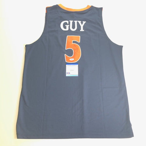 Kyle Guy Signed Jersey PSA/DNA Virginia Cavaliers Autographed