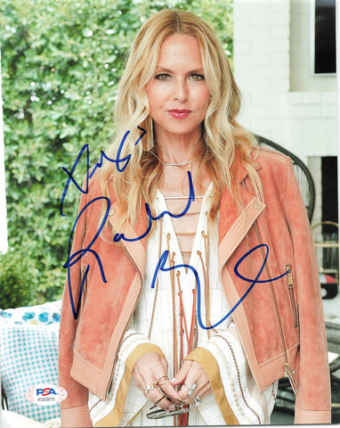Rachel Zoe signed 8x10 photo PSA/DNA Autographed