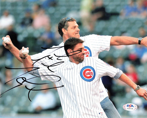 Mike Golic signed 8x10 photo PSA/DNA Autographed Greenberg
