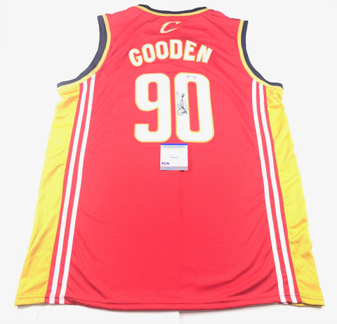 Drew Gooden Signed Jersey PSA/DNA Cleveland Cavaliers Autographed