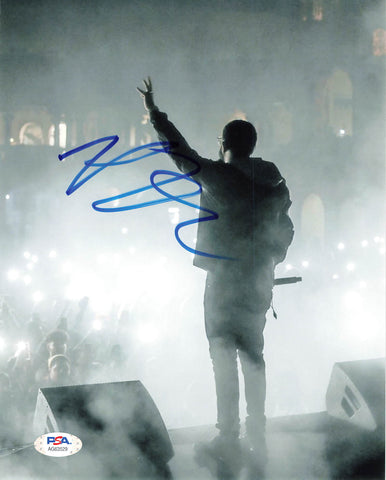 NAV signed 8x10 photo PSA/DNA Autographed Rapper