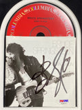 Bruce Springsteen Signed CD Cover PSA/DNA LOA Custom Framed