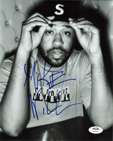 Mike Will signed 8x10 photo PSA/DNA Autographed Rapper
