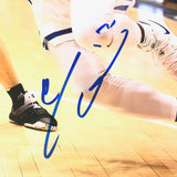 Cam Reddish Signed 11x14 Photo PSA/DNA Duke Blue Devils Autographed Hawks
