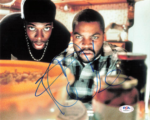 Ice Cube signed 8x10 photo PSA/DNA Autographed Rapper