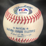 Shane Greene signed baseball PSA/DNA Atlanta Braves autographed