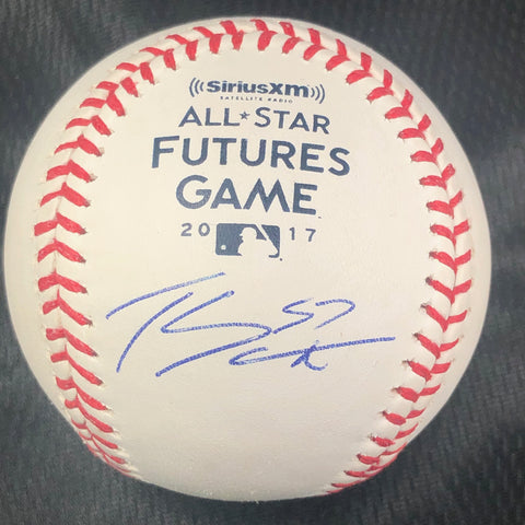 Tanner Scott signed Futures Game baseball PSA/DNA Baltimore Orioles autographed