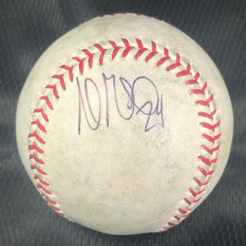 Andrew Miller signed baseball PSA/DNA St. Louis Cardinals autographed