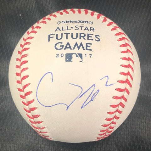 Corey Ray signed 2017 Futures Game baseball PSA/DNA Milwaukee Brewers autographed