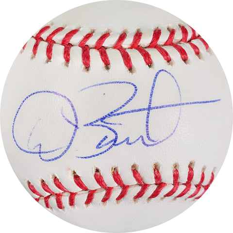 Dave Stewart signed baseball PSA/DNA Oakland A's autographed Athletics