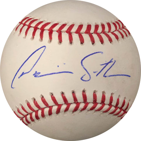 Dominic Smith Signed Baseball PSA/DNA New York Mets Autographed