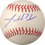 Josh Hader Signed Baseball PSA/DNA Milwaukee Brewers Autographed