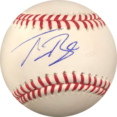 Tyler Beede Signed Baseball PSA/DNA San Francisco Giants Autographed