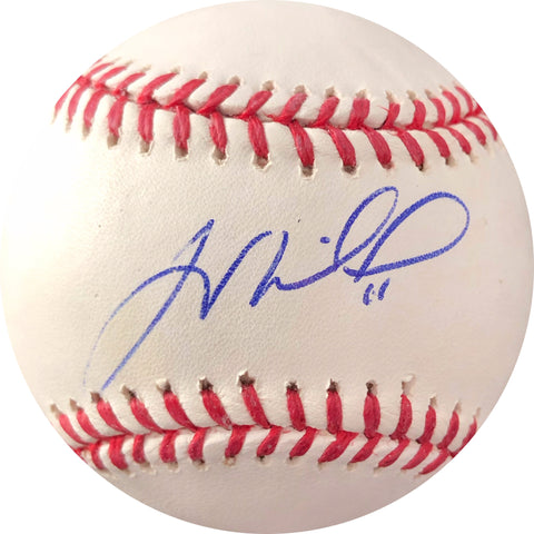Will Middlebrooks signed baseball PSA/DNA Boston Red Sox autographed