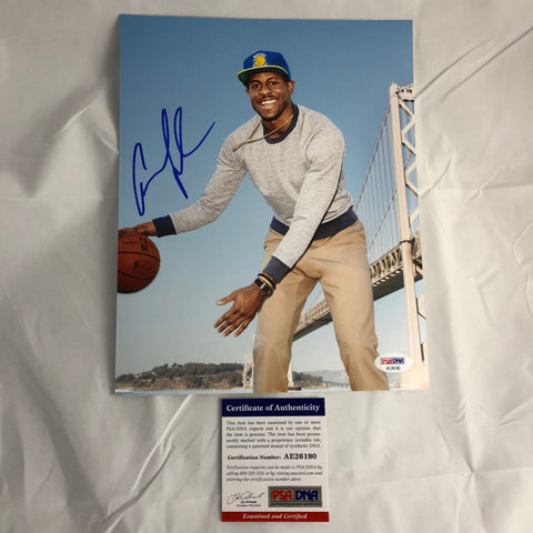 Andre Iguodala signed 8x10 photo PSA/DNA Golden State Warriors Autographed
