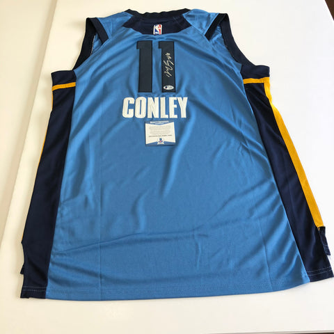 Mike Conley signed jersey BAS Beckett Memphis Grizzlies Autographed