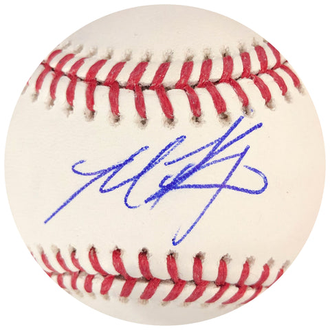 Madison Bumgarner signed baseball PSA/DNA Arizona Diamondbacks autographed