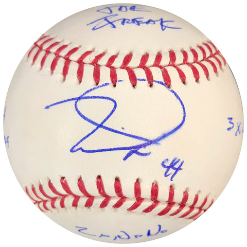 Tim Lincecum signed baseball PSA/DNA Giants autographed The Freak Insc