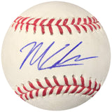 Mitch Keller signed baseball BAS Beckett Pittsburgh Pirates autographed