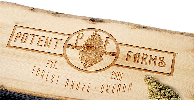 Potent Farms, Forest Grove, OR