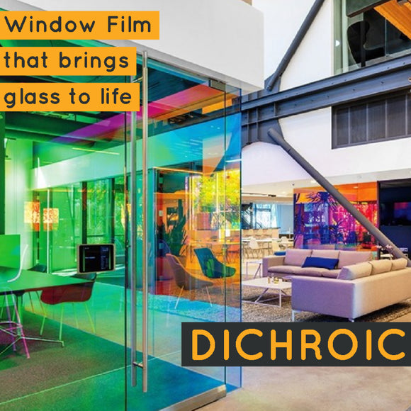 Vibrant optically clear films