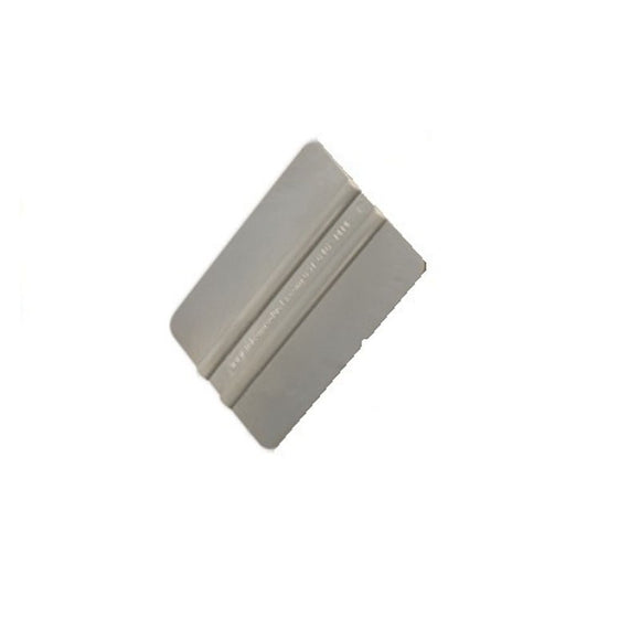 LIDCO SILVER HARD CARD SQUEEGEE