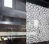 Irregular shaped frosted scales, Decorative Patterned Window Film 50cm, 76cm, 100cm, 152cm TRA