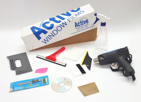 TINT FILM TOOL KIT PROFESSIONAL